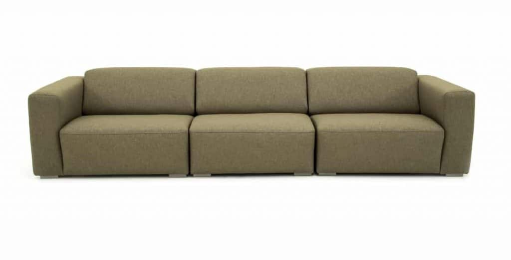 Flyder sofa i retro design fra Lean