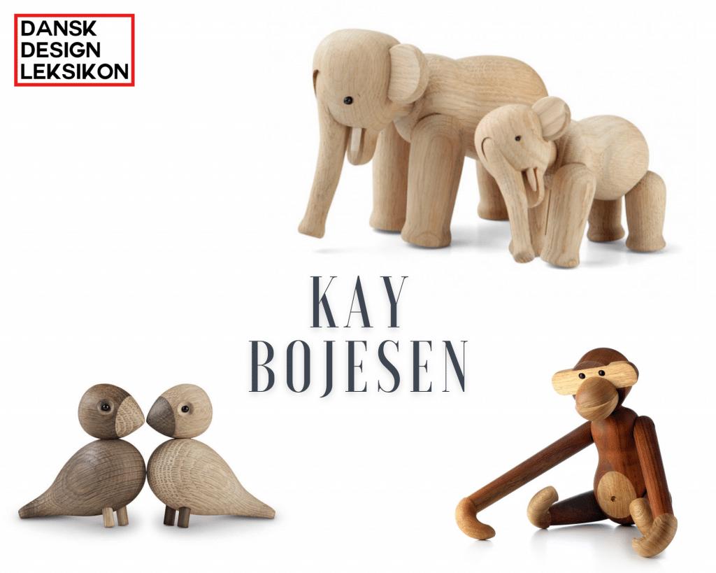 Kay Bojesen figurer