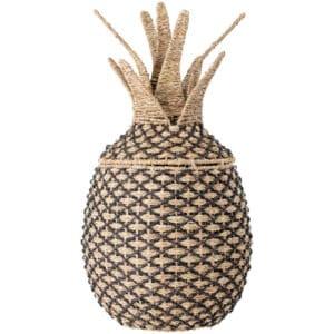 Bloomingville ananas kurv