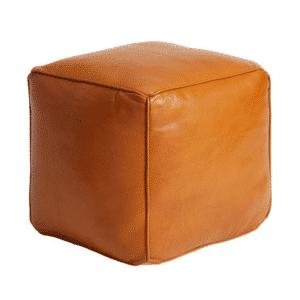 St. Thomas Cognac - Bøffel læder