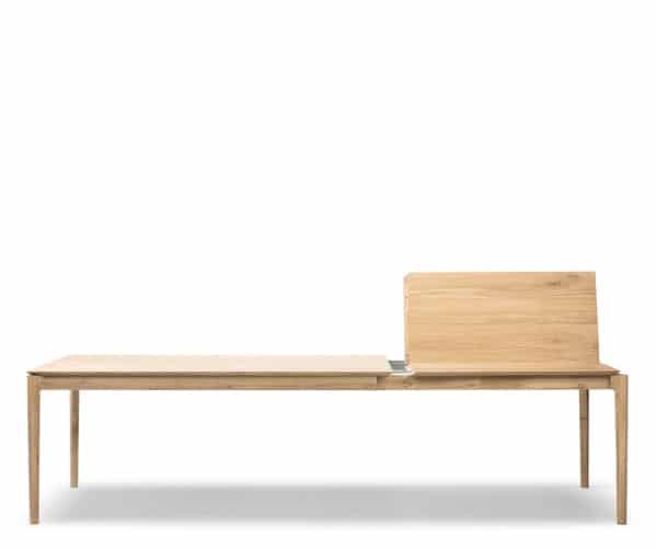 Ethnicraft Oak Bok Udtræksbord - 180-280cm.