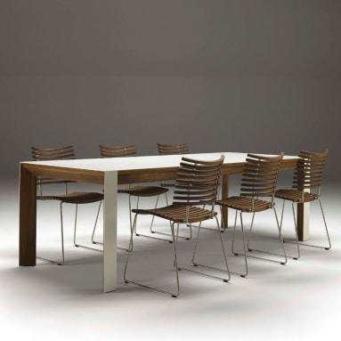 Naver Collection   GM 7700 Spisebord - Naver Collection   Træsorter - Eg naturolie, Naver Collection   Størrelser - 160 x 92 cm